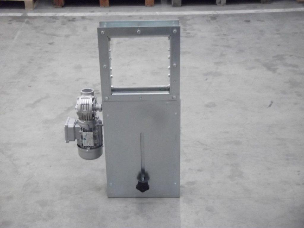 Kombinovaná závora 250x250